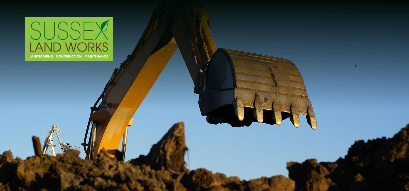 Sussex Landworks - West Sussex groundwork contractor